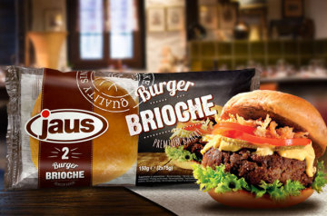 Jaus introduces the Brioche Burger!